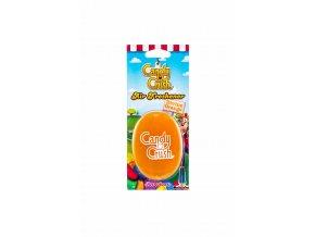 Vůně do auta Candy Crush Divine Orange 3D