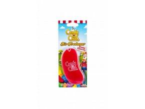 Vůně do auta Candy Crush Tasty Cherry 3D