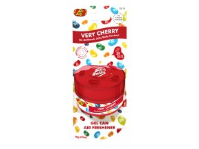 Vůně do auta Jelly Belly Gel Can Air Freshener Very Cherry