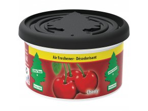 Little Tree Fiber Can Air Freshener Cherry Višeň, 30 g