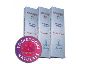 Vonné tyčinky Tibetan Mahakala Positive thought Pozitivní myšlení, 20 g