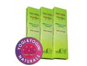 Vonné tyčinky Tibetan Spiritual Guide Inner Growth Vnitřní růst, 20 g