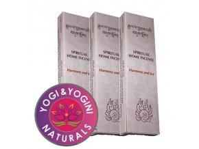 Vonné tyčinky Tibetan Spiritual Home Harmony and Joy Domácí duchovní harmonie a radost, 20 g