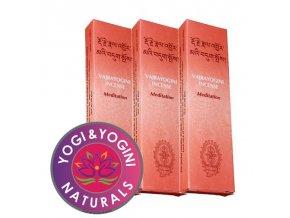 Vonné tyčinky Tibetan Vajrayogini Meditation Meditace, 20 g