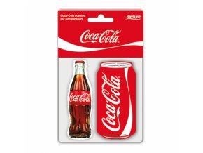 Osvěžovač vzduchu Coca Cola® Paper Air Freshener Original, 2 ks