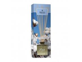 Aroma difuzér Price´s Candles Bavlna, 100 ml