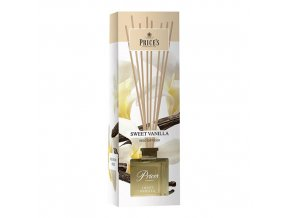 Aroma difuzér Price´s Candles Sladká vanilka, 100 ml