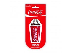 Osvěžovač vzduchu Coca Cola® 3D Air Freshener Original, 1 ks