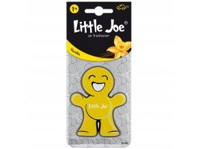 Osvěžovač vzduchu Little Joe Paper 2D Air Freshener Yellow Vanilla, 1 ks