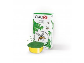 Aroma kapsle MR&MRS CiaoZZZ Proti komárům Citronela & máta, 1 ks