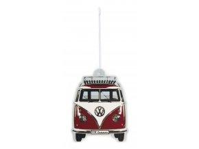 Osvěžovač vzduchu VW T1 Bus Air Freshener VanillaRed 1 ks