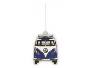 Osvěžovač vzduchu VW T1 Bus Air Freshener OceanBlue 1 ks