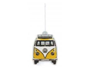 Osvěžovač vzduchu VW T1 Bus Air Freshener LemonYellow 1 ks