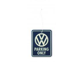 Osvěžovač vzduchu VW Air Freshener FreshParking Only 1 ks