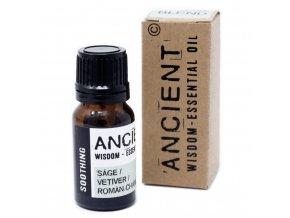Vonný esenciální olej UKLIDŇUJÍCÍ směs, 10 ml