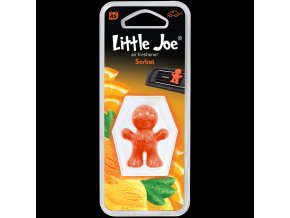 Osvěžovač vzduchu Little Joe Vent Air Freshener Orange Twist Sorbet, 1 ks