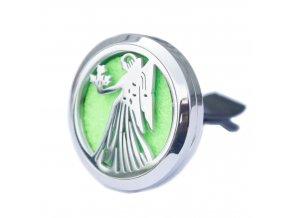 Osvěžovač vzduchu do auta Aroma difuzér Anděl strážný, 30 mm