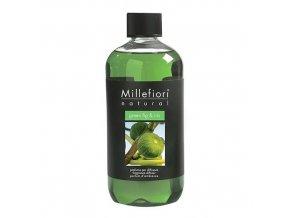 Náplň do aroma difuzéru NATURAL Zelený fík a kosatec, 500 ml