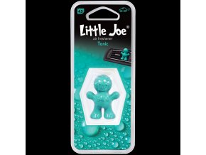 Osvěžovač vzduchu Little Joe Vent Air Freshener Turquoise Tonic, 1 ks