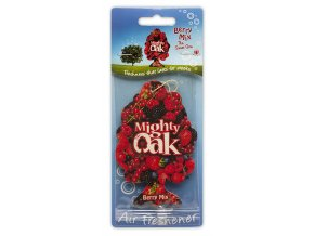 Osvěžovač vzduchu Mighty Oak 2D Air Freshener Berry Mix, 1 ks