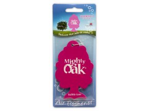 Osvěžovač vzduchu Mighty Oak 2D Air Freshener Bubblegum, 1 ks