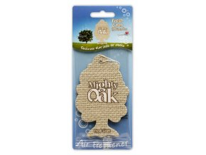 Osvěžovač vzduchu Mighty Oak 2D Air Freshener Fresh Linen, 1 ks
