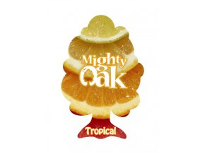 Osvěžovač vzduchu Mighty Oak 2D Air Freshener Tropical, 1 ks