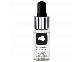 LEONARDO ESSENZA fragrance Woody Aromatic, 10 ml