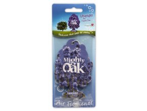 Osvěžovač vzduchu Mighty Oak 2D Air Freshener Lavender, 1 ks
