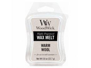 Vonný vosk WoodWick Hřejivá vlna 22,7 g