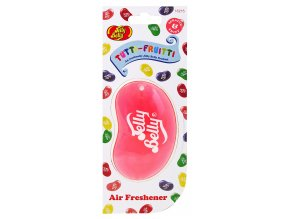 Vůně do auta Jelly Belly 3D Air Freshener Tutti Fruitti, 1 ks