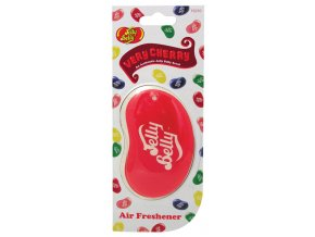 Vůně do auta Jelly Belly 3D Air Freshener Very Cherry Višeň, 1 ks