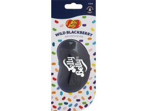 Vůně do auta Jelly Belly 3D Air Freshener Wild Blackberry Ostružiny, 1 ks
