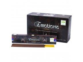 Vonné tyčinky Shrinivas Satya Emoce, 15 g