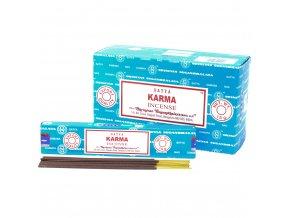 Vonné tyčinky Shrinivas Satya Karma, 15 g