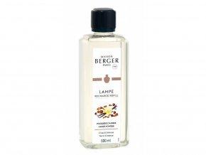 Maison Berger Paris Amber Powder Ambrový prach Náplň do katalytické lampy, 500 ml