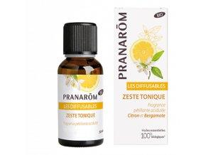 Směs vonných éterických olejů Citrusy Zeste Tonique, 30 ml