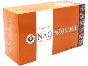 Vijayshree Vonné tyčinky Golden Nag Palo Santo, 15 g