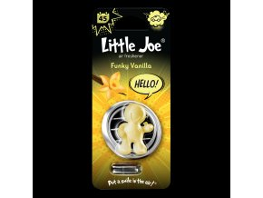 Osvěžovač vzduchu Little Joe Thumbs Up Air Freshener Yellow Vanilla, 1 ks