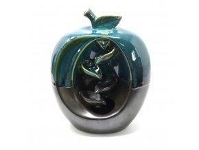Stojan na vonné kužely Tekoucí kouř Jablko