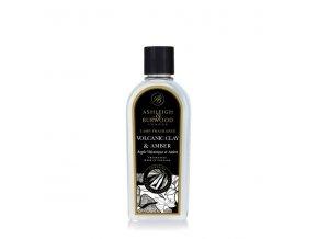 Náplň do katalytické lampy VOLCANIC CLAY & AMBER (koření & ambra), 250 ml