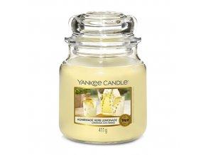Vonná svíčka ve skleněné dóze Domácí bylinková limonáda Homemade Herb Lemonade, 411 g