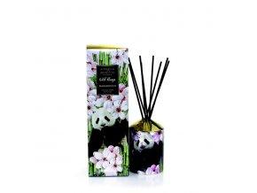 Aroma difuzér WILD THINGS GREEN BAMBOO (zelený bambus) PANDAMONIUM, 200 ml.