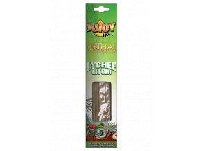 Juicy Jay's Thai Vonné tyčinky Lychee, 20 ks