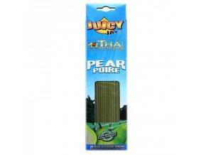 Juicy Jay's Thai Vonné tyčinky Pear Poire, 20 ks