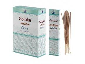 Goloka Masala Divine Vonné tyčinky, 15 g