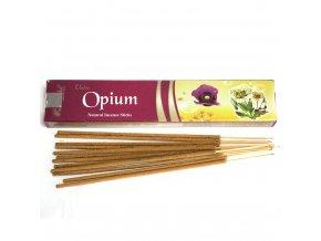 Aromatika Vedic Vonné tyčinky Opium, 15 g