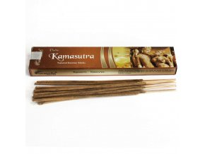 Aromatika Vedic Vonné tyčinky Kamasutra, 15 g