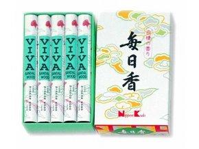 Nippon Kodo Mainichi koh Viva Sandalwood, 50 ks