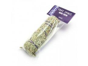 Sage Spirit Svazek pro vykuřování Šalvěj pouštní bílá, 17,5 cm